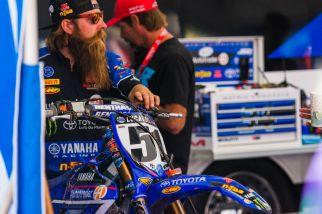 Justin Barcia #51's Bike & Ben Schiermeyer