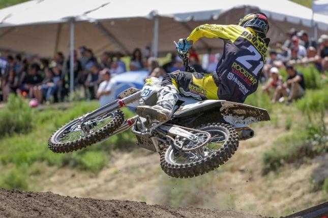 Jason Anderson #21
